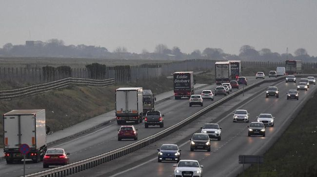 SMMT Karena Brexit, Penjualan Mobil di Inggris turun 6,8%