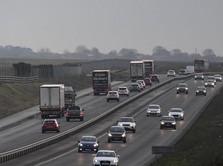Karena Brexit, Penjualan Mobil di Inggris turun 6,8%