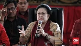 Megawati: Kalau Tak Suka Jokowi, Datang Langsung Berhadapan