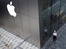 Apple Pegang Uang Tunai Rp 3.460 T, 2 Kali Target Pajak RI!