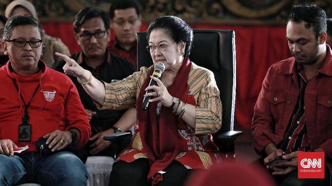 Belajar dari Supersemar, Megawati Tak Mau Hujat Soeharto