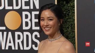 VIDEO: Constance Wu dan Jejak Asia di Golden Globe 2019