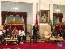 Optimisme Jokowi Bisa Pindahkan Ibu Kota Jakarta