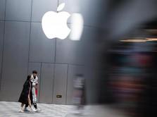 Diduga Matikan Persaingan, Apple Diselidiki Pemerintah AS