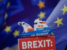 Gara-gara Brexit, Pertumbuhan Ekonomi Inggris 0% di Q4-2019