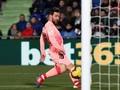 Barcelona Menang Atas Getafe di Liga Spanyol