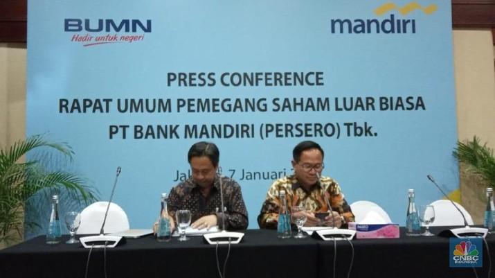 Bank Mandiri ingin memperbesar bisnis ritel konsumer.
