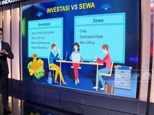 Mengukur Untung Investasi Coworking Space