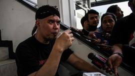 Berkas Ujaran Idiot Dilimpahkan ke Kejari, Ahmad Dhani Santai