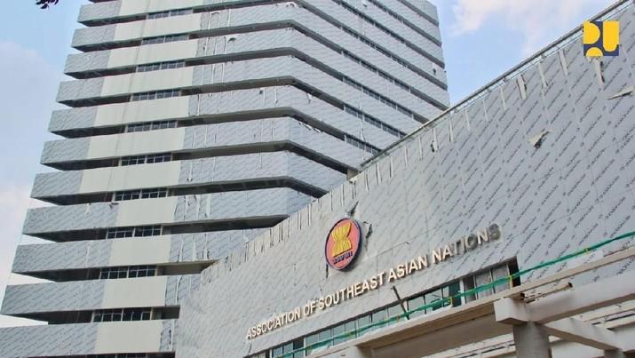 Menantikan Wajah Baru Gedung Sekretariat ASEAN di Jakarta