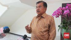 JK Sebut Pertemuan Jokowi dan Prabowo Damaikan Politik Bangsa