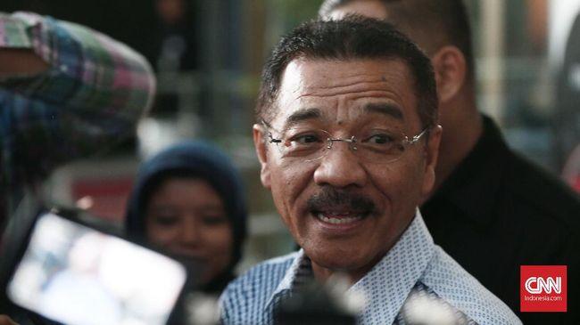 Diperiksa 4 Jam, Gamawan Fauzi Mengaku Terima Satu Pertanyaan