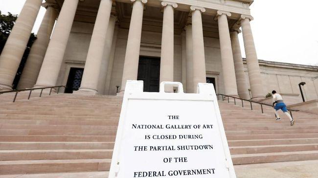 Membedah Kisruh Penutupan Pemerintah AS