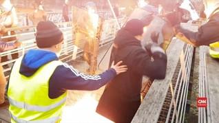 VIDEO: Prancis Perketat Aturan Imbas Demo Rompi Kuning