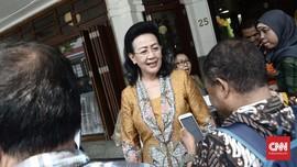Diberhentikan, GKR Hemas Singgung Jatah Dana Reses