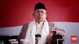 Ma'ruf Amin Singgung Petunjuk Islam Agar Kekayaan Bisa Merata