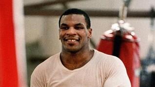 Tyson Pernah Jajal Ganja Saat Masih Bocah