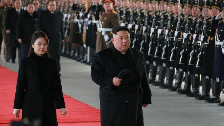 Waduh, Korea Utara Uji Coba Rudal Baru! Untuk Gertak Trump?