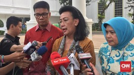 Bertemu Jokowi, GKR Hemas Bahas Konflik di DPD