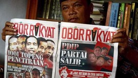 Obor Rakyat Batal Diluncurkan Hari Ini, Setiyardi Minta Maaf