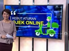 Kemenhub Kebut Aturan Ojek Online