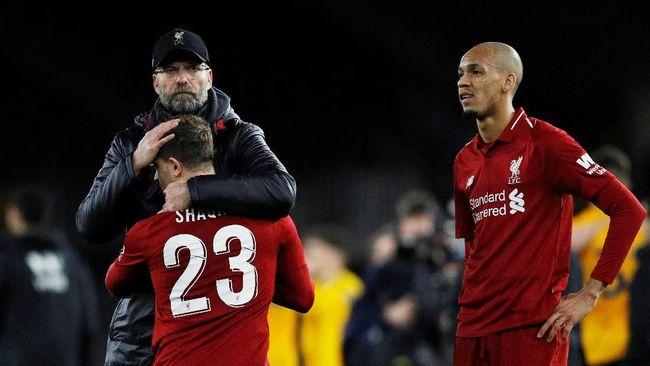 Liverpool Tersingkir di Piala FA, Rekor Buruk Klopp Berlanjut