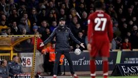 FOTO: Liverpool Disingkirkan Wolverhampton dari Piala FA