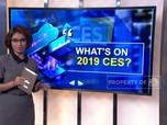 Adu Canggih Teknologi di CES 2019