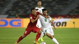 Irak Menang Dramatis Atas Vietnam di Piala Asia 2019