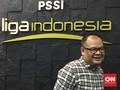 Polisi Segel Kantor Komdis PSSI