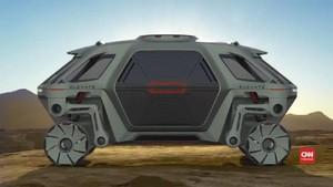 VIDEO: Konsep Mobil Penyelamat Berkaki Robotik Hyundai