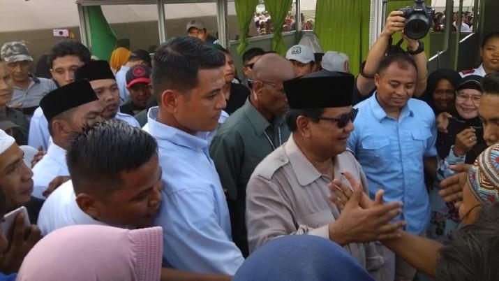 Prabowo Kembali Sebut Anggaran Negara Bocor Rp 500 T/Tahun
