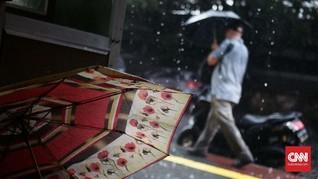 BMKG Perkirakan Curah Hujan Pekan Depan Masih Tinggi