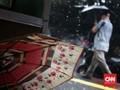 DKI Jakarta Siaga Hujan Lebat Senin dan Selasa