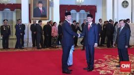 Pimpin BNPB, Doni Monardo Perwira TNI Aktif Setingkat Menteri
