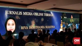 Jurnalis CNNIndonesia.com Menang Penghargaan Adam Malik 2019