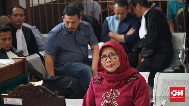 Di Sidang Wahid Husen, Dirjen PAS Dicecar Hakim soal Tas LV