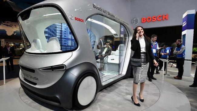 Pasar Otomotif Melempem, Bosch Ancam PHK Pekerja