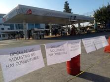 73 Orang Tewas Akibat Ledakan Pipa Minyak di Meksiko