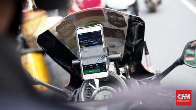 Keluh Kesah Sopir Ojol Dilarang Pakai GPS