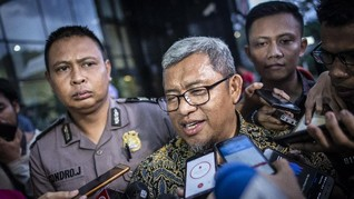 Polisi Periksa Aher 6 Jam Terkait Kasus Korupsi BJB Syariah