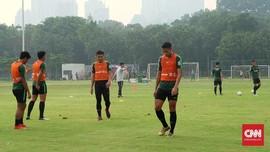 Cara Pemain Timnas Indonesia U-22 Hilangkan Jenuh Latihan