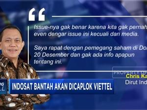 Indosat Bantah akan Diakuisisi Viettel