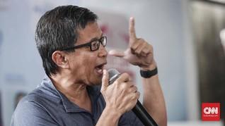 Rocky Gerung Jengkel, Status Aktivis Ratna Dipertanyakan