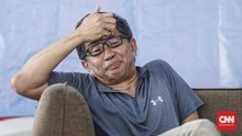 Rocky Gerung Heran Jadi 'Pembicara Nasional' Mesti Izin Polda