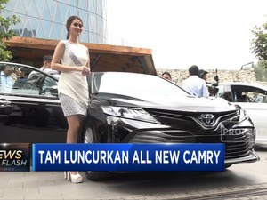 Toyota Serius Sasar Pasar Premium RI