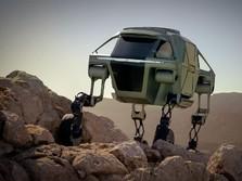 Akankah Mobil Masa Depan Memiliki Kaki Robot?