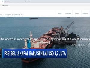Pelita Samudera Beli Kapal USD 9,7 Juta