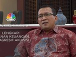 Haru Koesmahargyo Buka-bukaan Soal Rencana Ekspansi Bank BRI