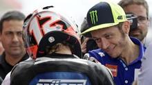 Valentino Rossi: Pebalap Indonesia Paling Berani